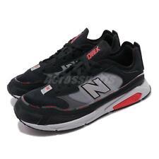 New Balance X-гонщик черный серый красный мужские повседневные туфли кроссовки msxrchtwd