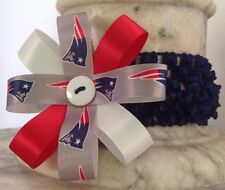 New England Patriot Childrens  Headband