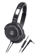 Audio Technica Solid Bass Over Ear Headphones With iPod Control
