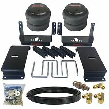 Towing Air Bag Kit Dodge 69-93 D-150 1/2 ton Tow Over Load Rear Suspension Level