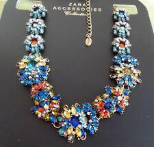 Zara Crystal Costume Chokers