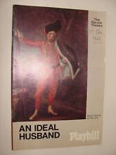 1966 London Playbill Oscar Wilde An Ideal Husband Margaret Lockwood Richard Todd