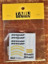 DECAL: 1/12 TAB12089 PORSCHE 935 FILL IN DECAL