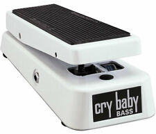 Dunlop 105Q Crybaby Bass Wah Effetto a Pedale per Basso