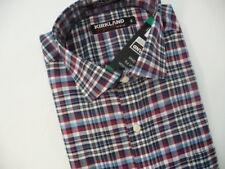 NEW Kirkland Signature Men's Non-Iron Comfort Fit Sport Shirt Spread Collar! XL