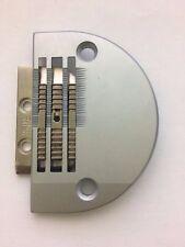 Máquina Industrial Juki Genuine Part needleplate B1109041E00 B1609-041 perro de alimentación