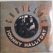 Johnny HALLYDAY (CD single 4 Titres) Cadillac VERSION ORIGINALE   NEUF SCELLE