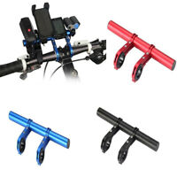 BICYCLE MTB HANDLE BAR LAMP PHONE EXTENDER MOUNT EXTENSION BRACKET HOLDER USA
