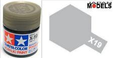 Acrylic Paint - Colore Acrilico Vernice 10ml X-19 X19 SMOKE 81519 Tamiya