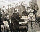 President JAMES A. GARFIELD Assassination PRINTS Illustrations 1881 Newspaper
