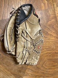 """Easton Competitor Series EX1253 Baseball Glove LHT 12.5"""" Oil Injected"""