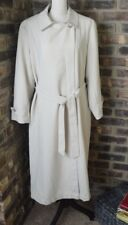 Gallery PETITE Women's size 14 PETITE Cream Ivory Knee Length Jacket