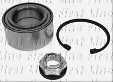 JAGUAR XF X250 Wheel Bearing Kit Rear 3.0 3.0D 08 to 15 Firstline Quality New