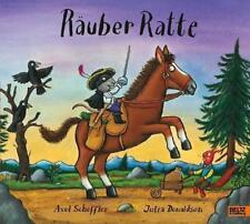 Räuber Ratte von Julia Donaldson und Axel Scheffler (2018, Gebundene Ausgabe)