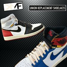 Kmf Flat Style Aj1 Union Replacement Shoealces Premium Laces For Mens Jordan 1