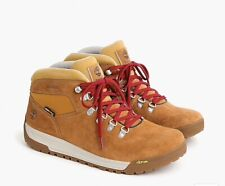 Timberland® for J.Crew GT Scramble hiking boots, size 10, tan, NWB