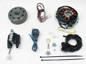 Powerdynamo VAPE Ignition Sys Stator for Yamaha RD 250 350 400 BoltToFlywheel DC
