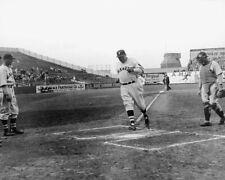 "Babe Ruth - 8"" x 10"" Photo - Boston Braves Baseball- 1935- 3 HR Game"