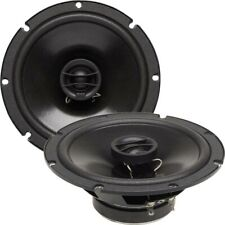 """New listing Powerbass S-6502 6.5"""" 50W Rms Full-Range 4-Ohm Car Coaxial Speaker System New"""