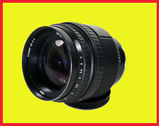 NEW DESIGN Helios-40-2 85 mm f/1.5 MC Lens for Canon EOS. Brand new