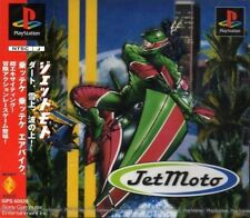 Used PS ONE JET MOTO PS 1 SONY PLAYSTATION JAPAN IMPORT