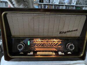 Röhrenradio Telefunken Rhythmus 9