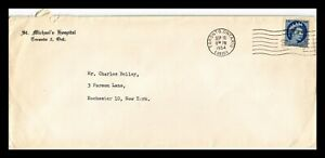 DR JIM STAMPS HOSPITAL TORONTO ONTARIO CANADA TIED LEGAL SIZE COVER
