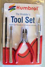 Humbrol los modeladores Tool Set AG9150
