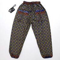 Indian Ethnic Yoga Pant Alibaba Harem Gypsy Bohemian Hippy Loose Legging Trouser