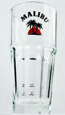 Malibu Rum Glas / Gläser, Stapelglas, Longdrinkglas 37cl ...NEUWARE