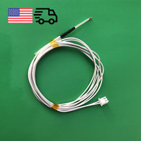 Thermistor Temp Sensor 3D Printer Monoprice Select Mini V1 V2 Full Length W/Plug