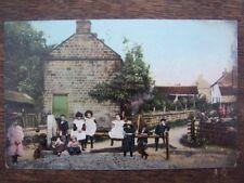 Crab Wheel at Sutton Nr Thirsk Yorkshire