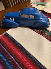 Auburn/Garret Rubber Car #400 Blue 1951 Sedan Model
