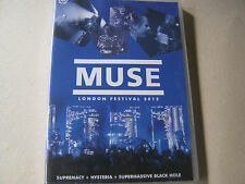 DVD  MUSE    London Festival  2012       DVD
