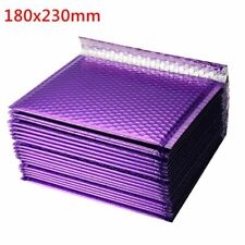 Gold Plating Paper Bubble Envelopes Bags Mailers Padded Shipping 50 Pcslot