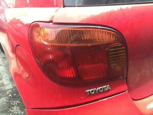 Toyota Echo NCP10 Hatch Left Taillight 10/2002-09/2005