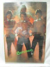 CHIPPENDALES VINTAGE POSTER GARAGE HOT GUY STRIPPERS CNG120