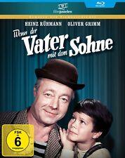 Wenn der Vater mit dem Sohne (1955) - mit Heinz Rühmann  - Filmjuwelen [Blu-ray]