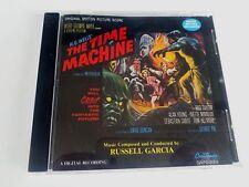 The Time Machine (1960) Original Motion Picture Score CD Crescendo Brand New