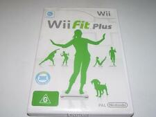 Wii Fit Plus Nintendo Wii PAL Preloved *Complete*