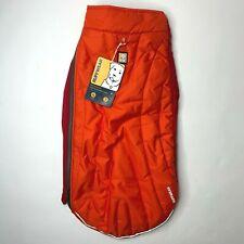 Ruffwear Powder Hound Insulated Cold Weather Dog Jacket Medium Sockeye Red