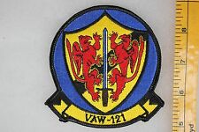 US Vietnam Era Post USN Navy VAW-121 Bluetails Warning Squadron Patch SQ112