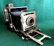 Graflex 4X5 Speed Graphic Pacemaker Large Format Film Camera