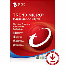 Trend Micro Titanium Maximum Security 10- 2017 new, 1 Year 3 Devices Global key