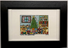 Rizzi - HOME FOR CHRISTMAS - Probedruck rar - kein 3D - Weihnachtsgeschenk :)