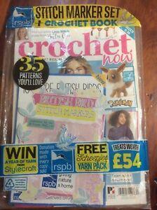 Crochet Now Magazine new unused Sealed issue 67