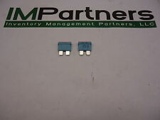 10PC NEW Littelfuse 0257005 Automotive Blade Fuse Rated 32V 5Amp