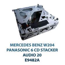 Mercedes W204 Panasonic Matsushita 6 CD changer mechanism E982A Variant