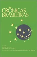 Cronicas Brasileiras: A Portuguese Reader (University of Florida-ExLibrary