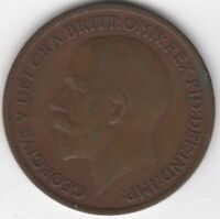 1918 KN George V One Penny | Key Date | British Coins | Pennies2Pounds